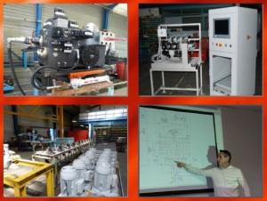 diversité des formations en hydraulique